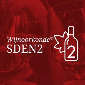 Wijnoorkonde SDEN2 cursus bij Fons & Wijn